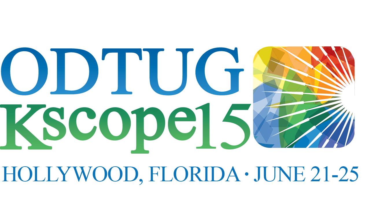 Connect with TGG at KScope15
